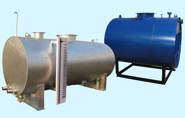 De-Aeration Tanks, Expansion Tanks For Hot Water Generators, Water ...