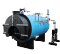 Solid Fuel Fired, 3 Pass, Shell Type, Flue Tube Steam Boilers