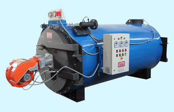 Oil-Gas Fired Thermic Fluid Heaters