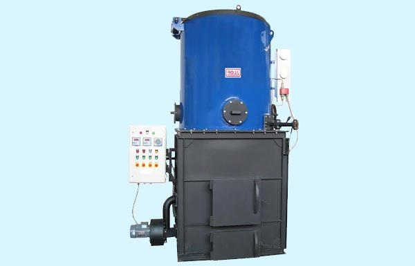 Solid Fuel Fired Edible Oil Heaters