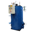 Oil-Gas Fired, Tubeless 4 Pass Steam Boilers