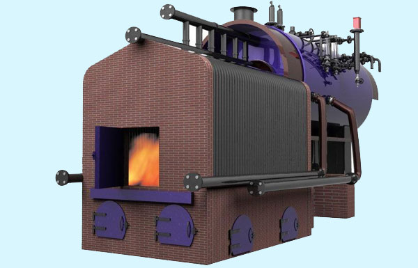 Smoke Cum Water Tube External Furnace Steam Boilers - Ross Boilers